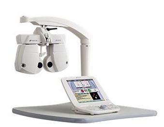 日本拓普康 电脑视力检查器 CV-5000