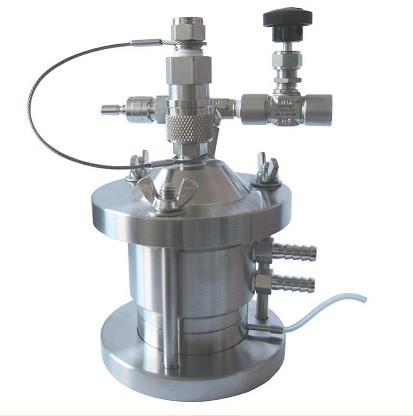罐体式气动脂质体挤出器