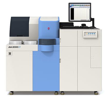 东曹全自动免疫分析仪AIA-2000