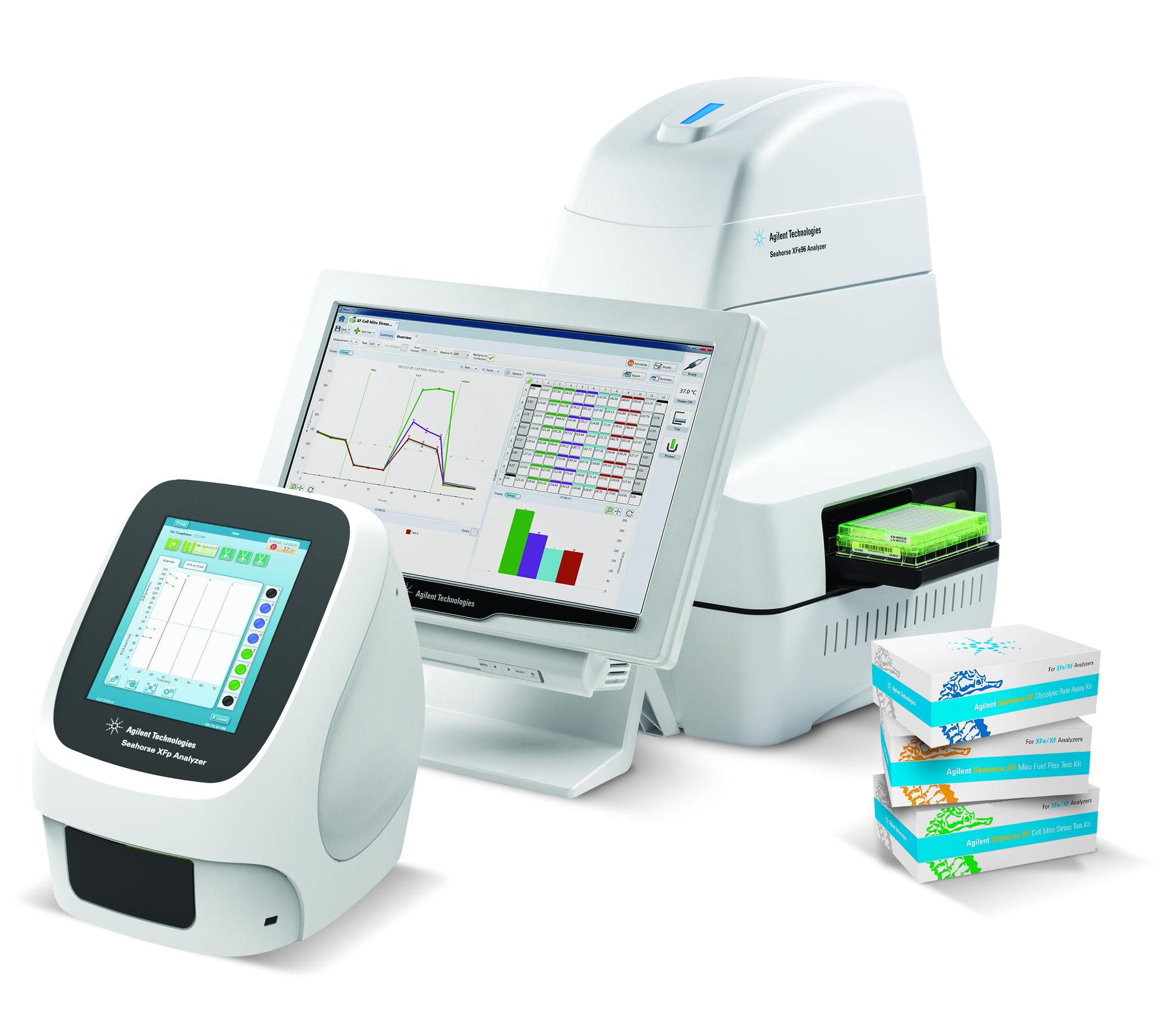 安捷伦Seahorse细胞分析仪