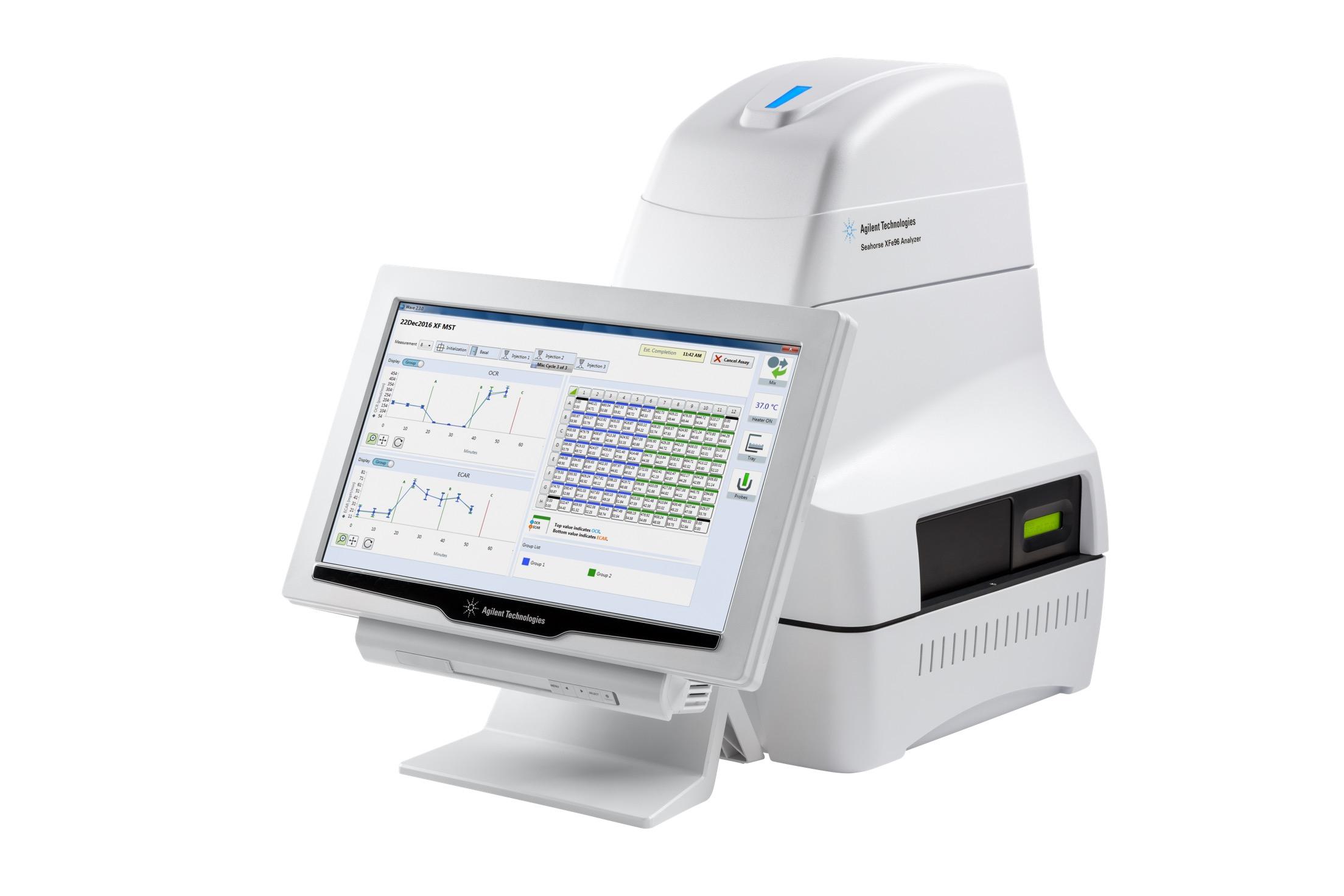 安捷伦Seahorse细胞分析仪 XFe96
