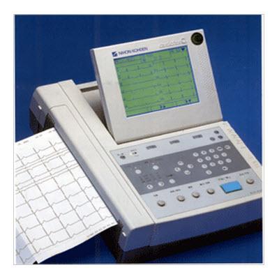 日本光电心电图机ecg-9130p