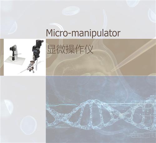 Marzhauser 显微操作仪 Micro-manipulator