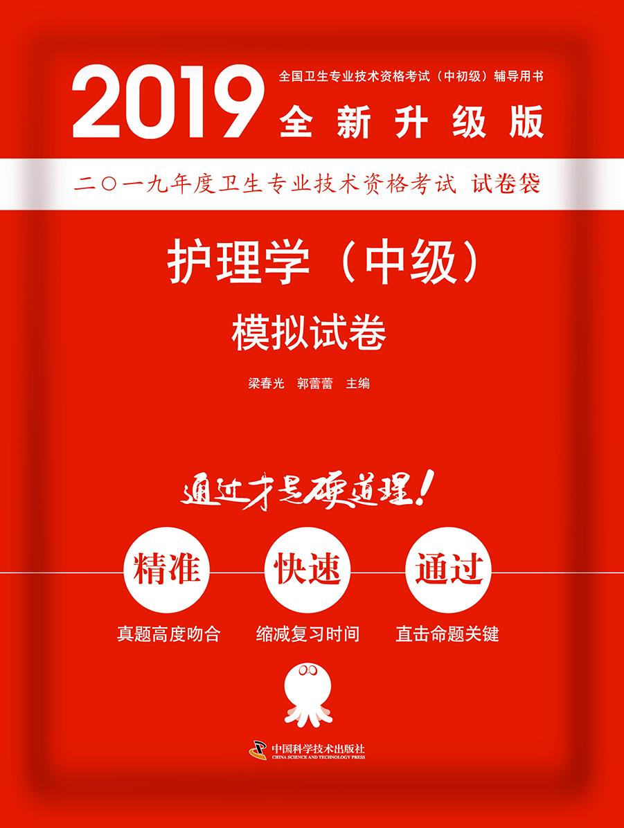 2019护理学(中级)模拟试卷