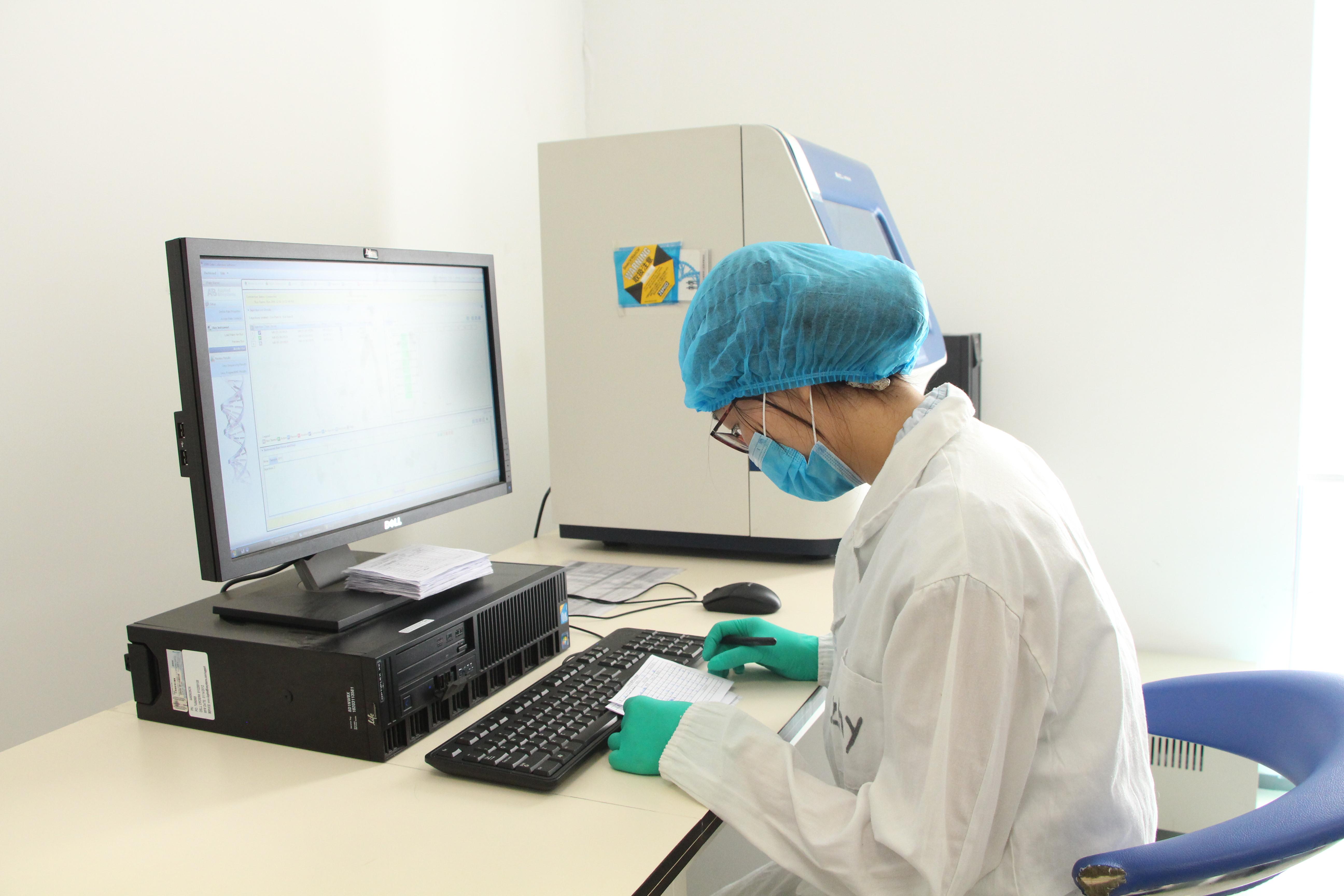 定制化STR检测