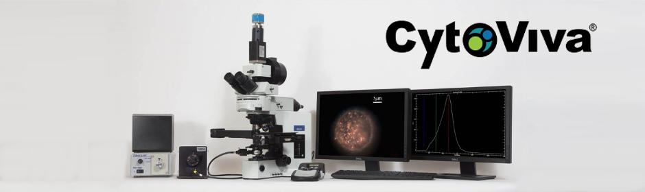 普迈Cytoviva智能型超快速共聚焦拉曼 & 纳米高光谱显微镜