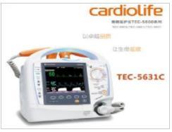 日本光电除颤监护仪TEC-5631C