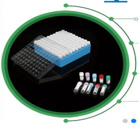 液氮冻存管,BD采血管 falcon流式管 荧光定量PCR管