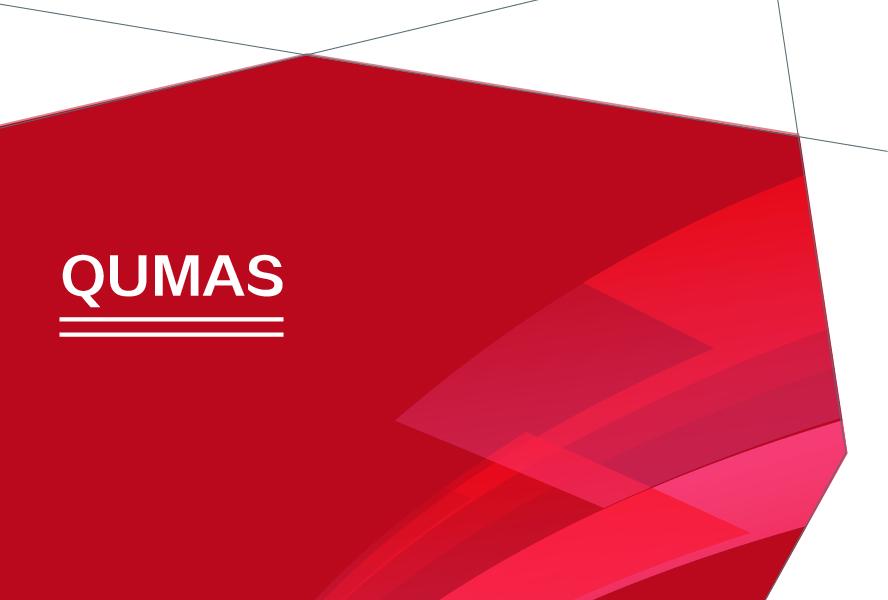 QUMAS 文档&质量过程管理系统