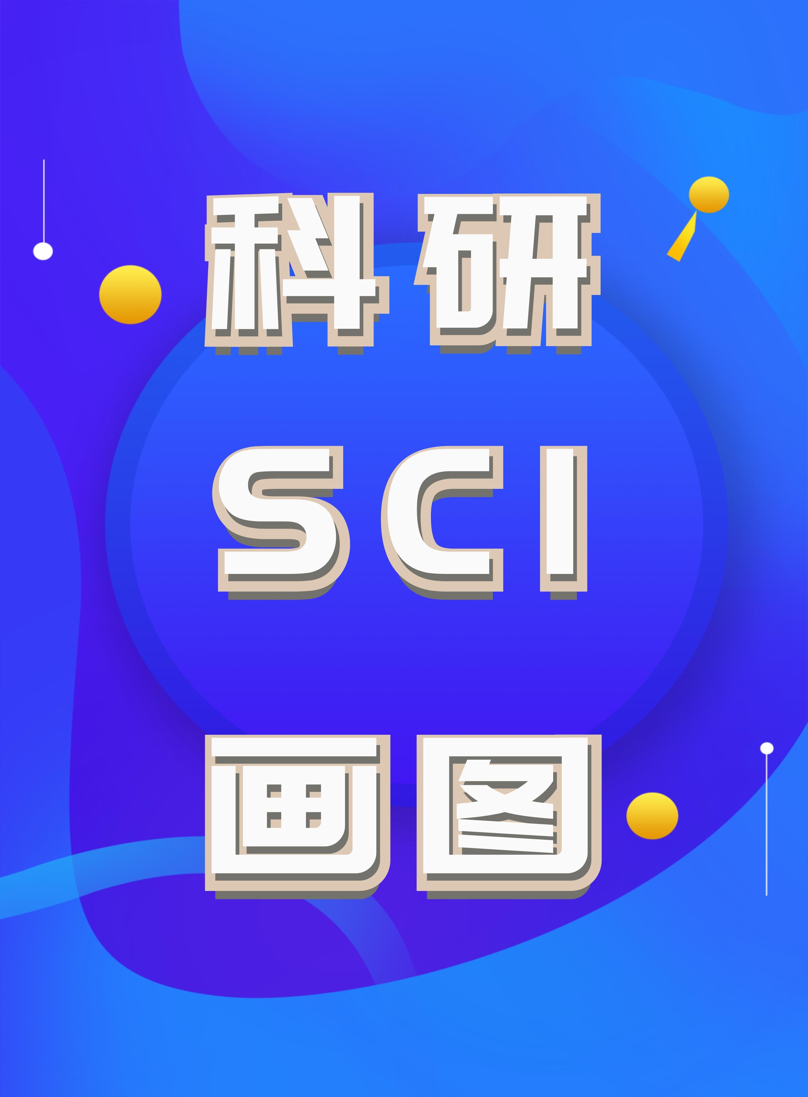 【生物医学】科研作图 SCI绘图 期刊封面 流程图 通路图 示意图