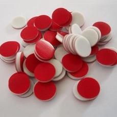 红色PTFE隔垫,顶空瓶进样隔垫