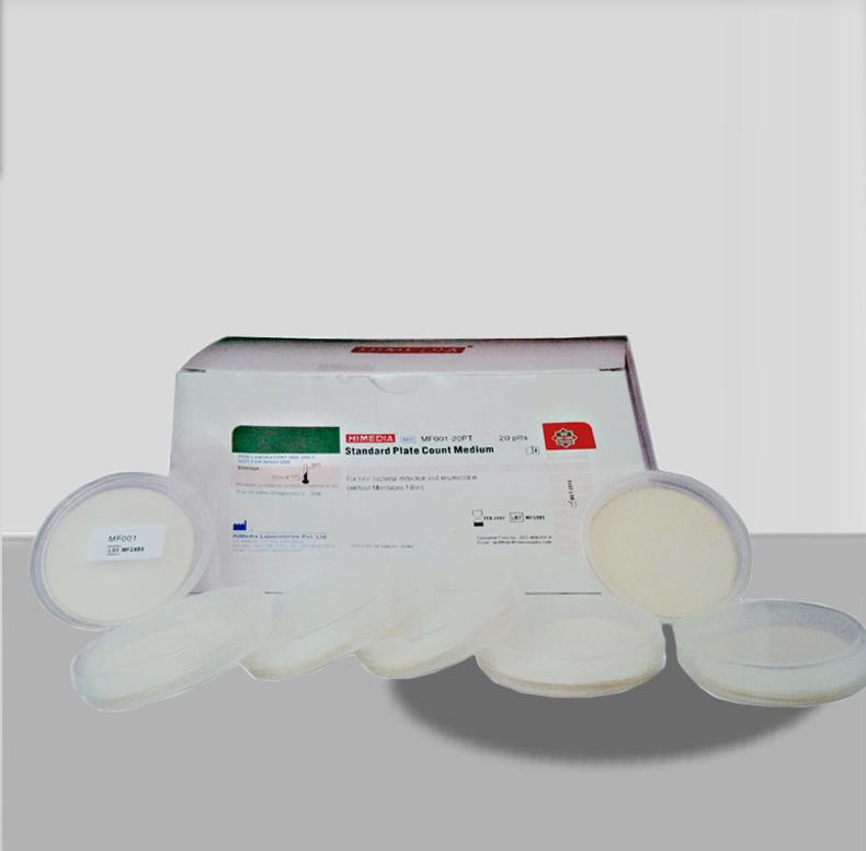 DriFilter™Membrane 膜过滤棉垫培养基