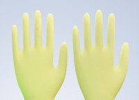 加长加厚无粉(羊毛脂)乳胶手套