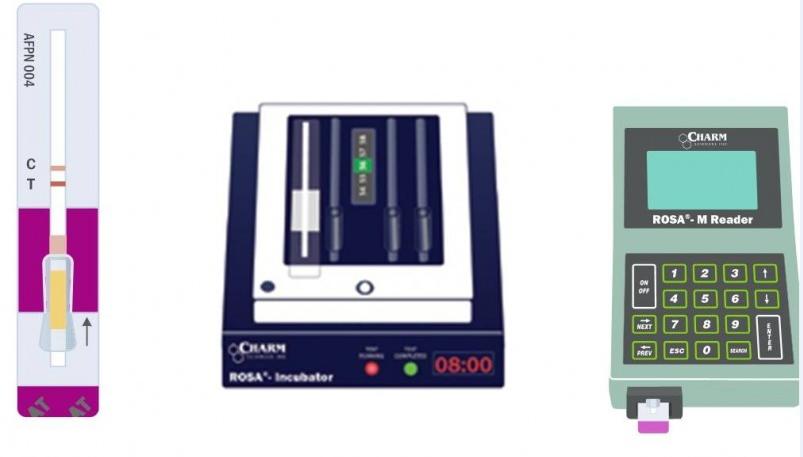 Charm ROSA抗生素检测系统