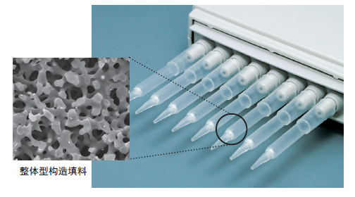 MonoTip Trypsin 蛋白质酶解Tip头 整体型硅胶