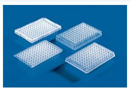 brand 德国原装进口 781368 96孔PCR板,无裙边,标准,透明, 50 块