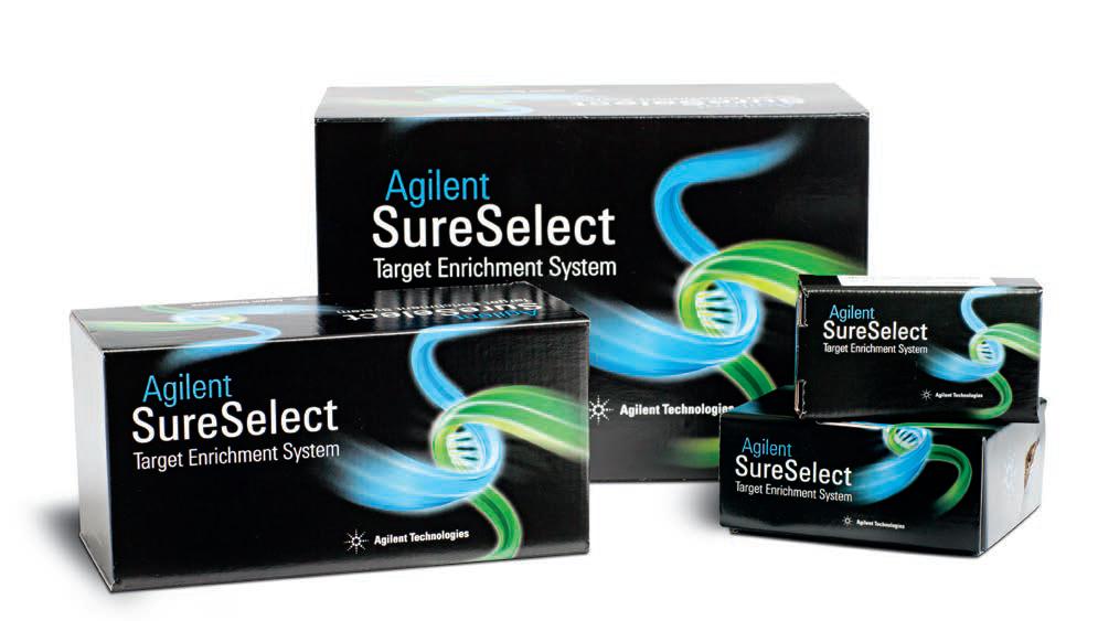 SureSelect XT HS 高灵敏度试剂盒