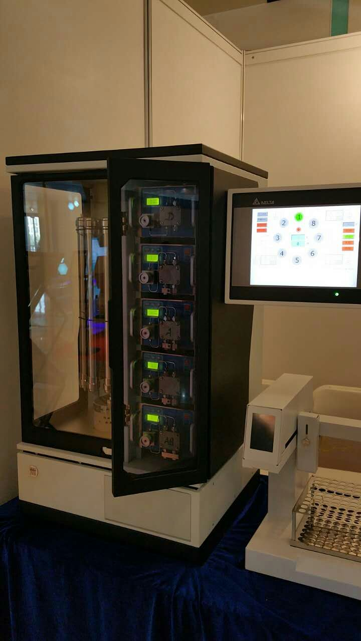 模拟移动床色谱