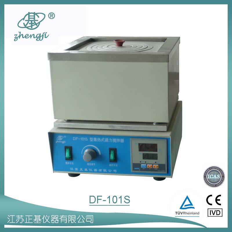 江苏正基仪器--集热式恒温磁力加热搅拌器