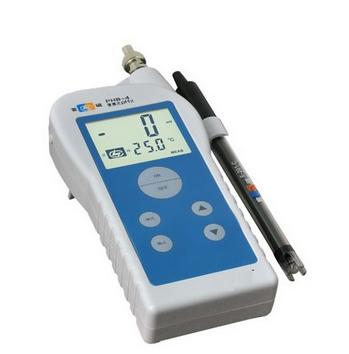 上海雷磁PHB-4型 便携式PH计酸度计