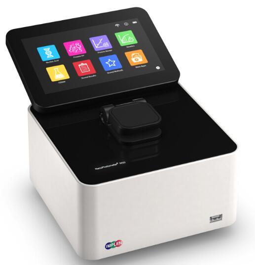 德国implen NanoPhotometer-N50系列超微量紫外分光光度计