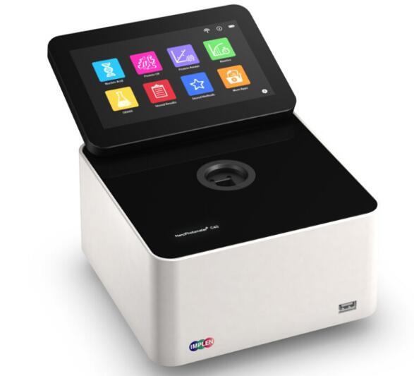 德国implen NanoPhotometer-C40系列超微量紫外分光光度计