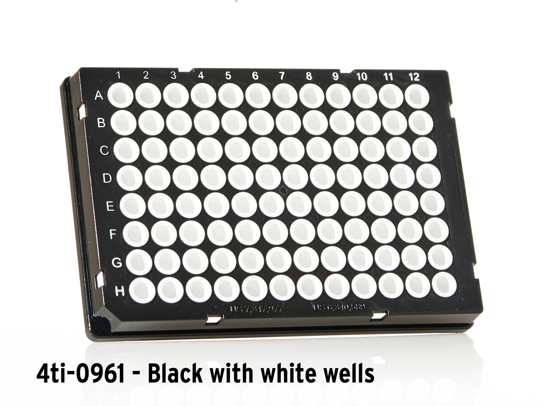 双材质全裙边96孔PCR板