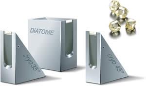 瑞士原装进口戴通DiATOME低温超薄切片钻石刀/冷冻超薄钻石刀DiATOME