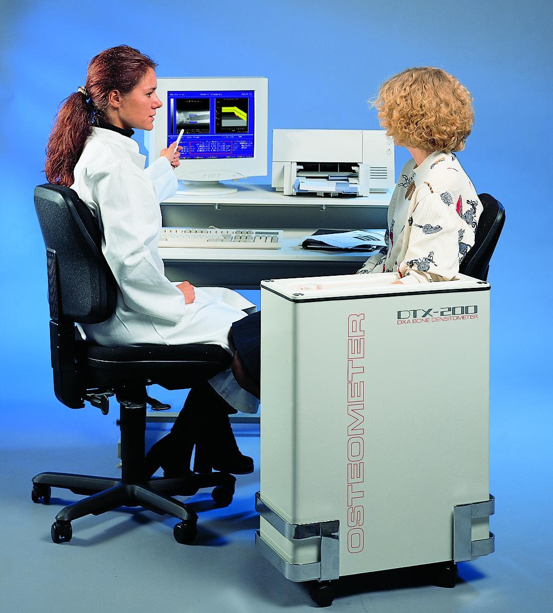 美国DTX-200双能X线骨密度仪