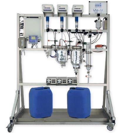 LabKit™-sp 自动化实验室污水处理装置