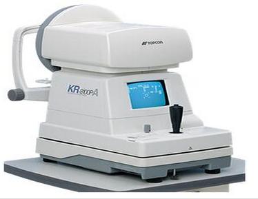 日本拓普康 自动角膜曲率验光仪/角膜地形图 KR-8100PA