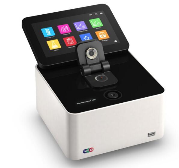 88必发娱乐官网_德国Implen超微量紫外分光光度计 N60 Mobile