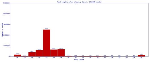 上海伯豪miRNA测序数据分析方案