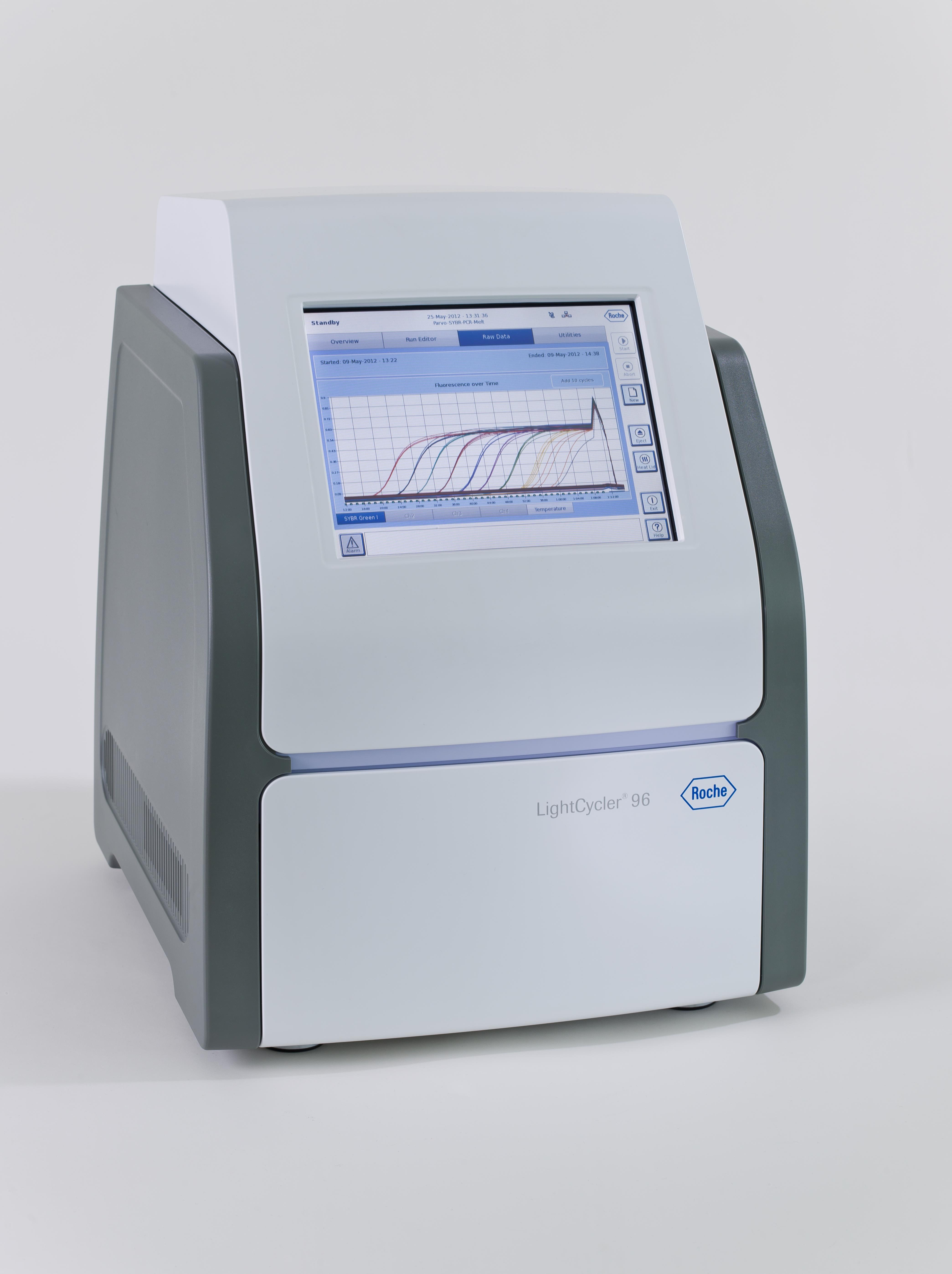 LightCycler® 96 全自动荧光定量PCR仪