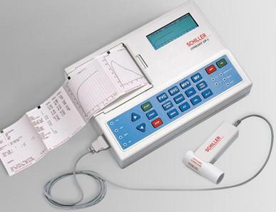 瑞士席勒schiller 肺功能仪 SPIROVIT SP-1