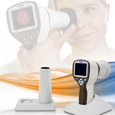 芬兰欧视博Optomed手持式免散瞳眼底照相机