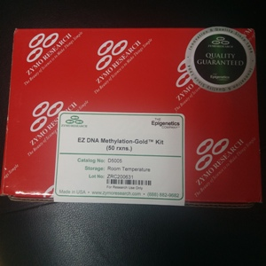 Zymo甲基化试剂盒D5005