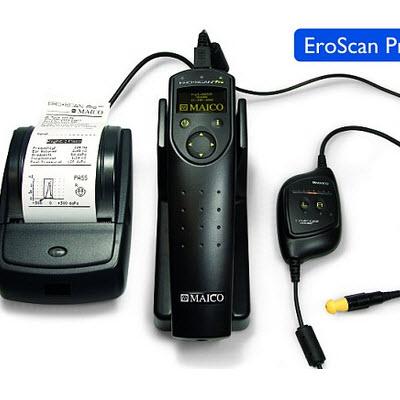德国MAICO耳声发射及中耳筛查一体化测试系统 SCAN PRO