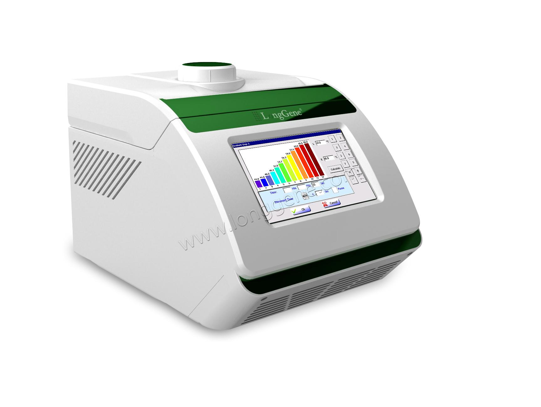 杭州朗基A300快速梯度PCR基因扩增仪