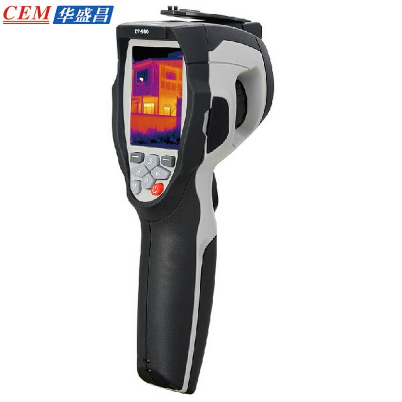 CEM华盛昌红外热像仪夜视仪/便携式红外图测温仪/夜视DT-980