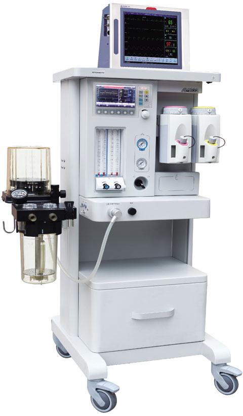 多功能麻醉呼吸机AM832