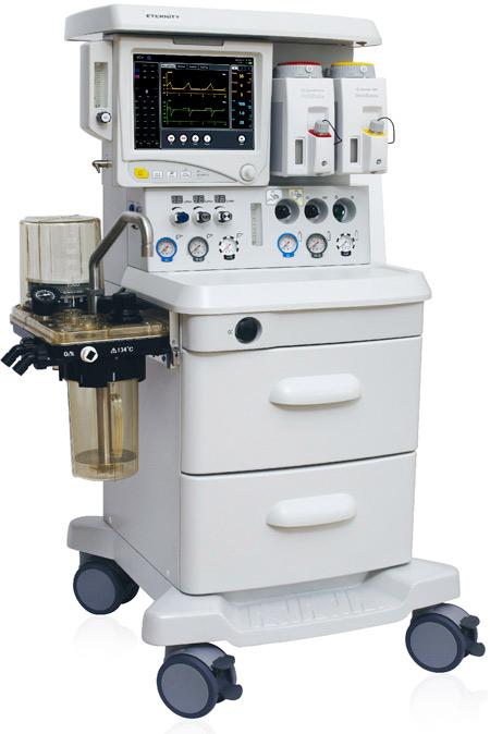 高档多功能呼吸麻醉机AM852