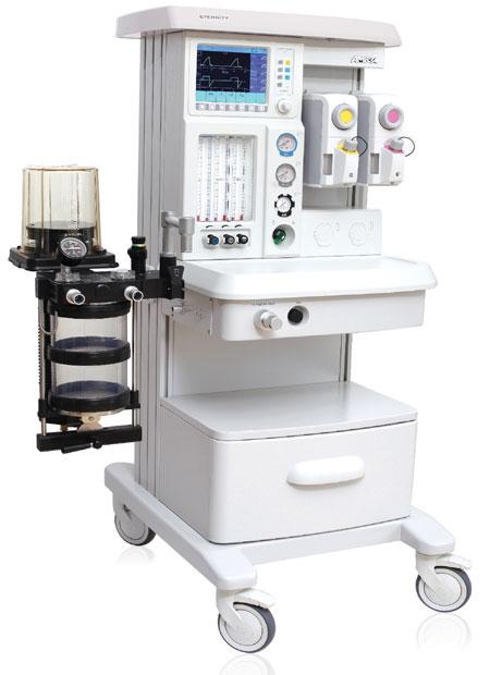 多功能呼吸麻醉机  AM834