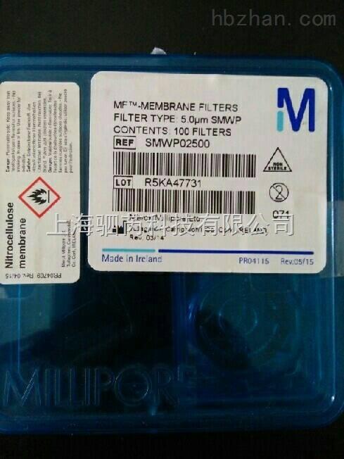 密理博表面滤膜孔径SMWP02500
