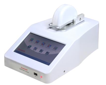 微量分光光度计Quawell Q9000B 基本型(0-3000ng/ul)(内置电脑)