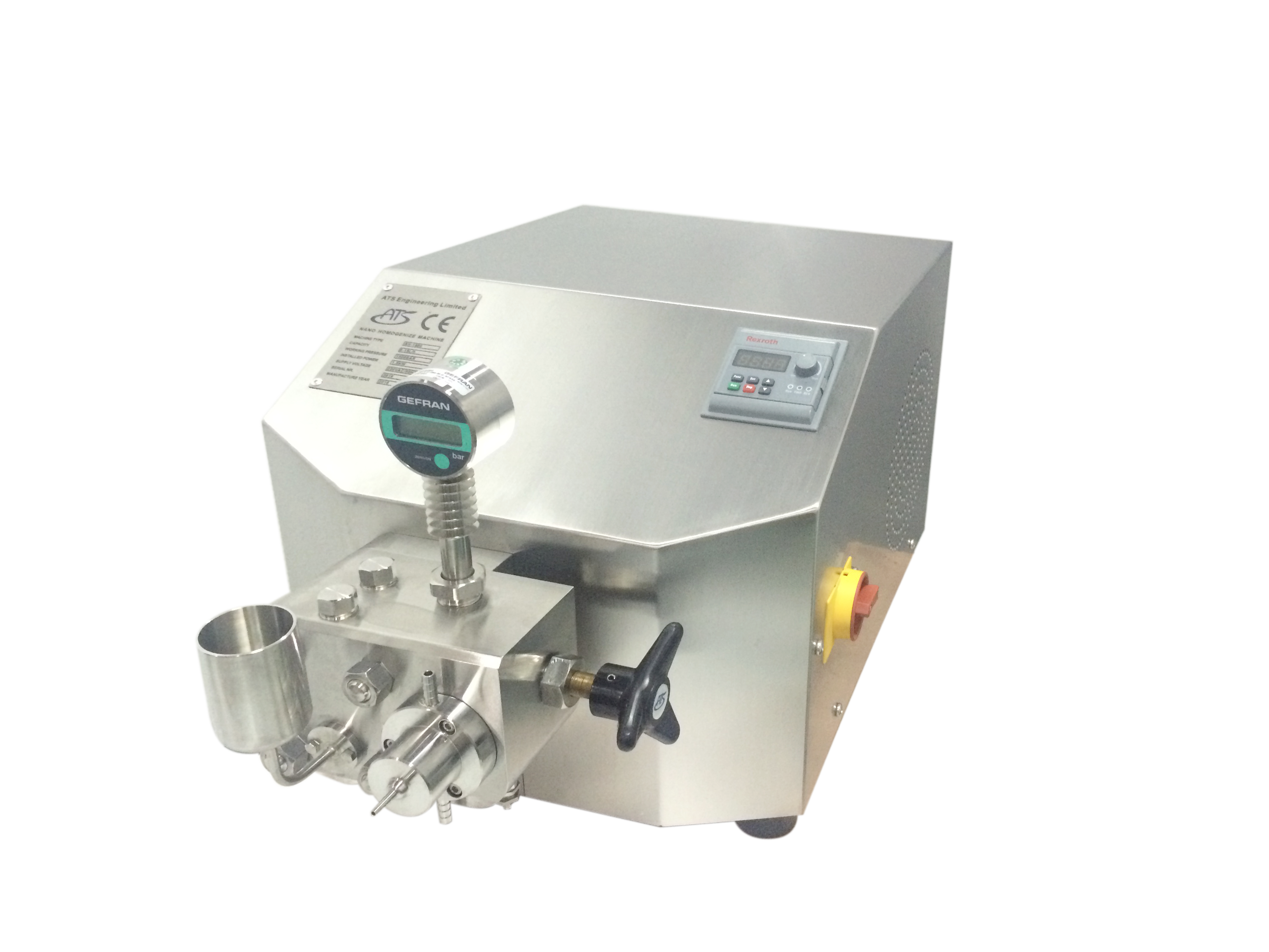 微量超高压均质机