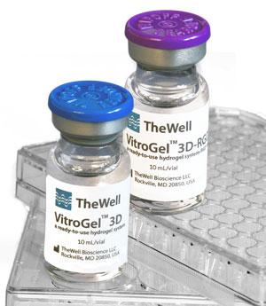 VitroGel™3D 即用型3D细胞培养水凝胶