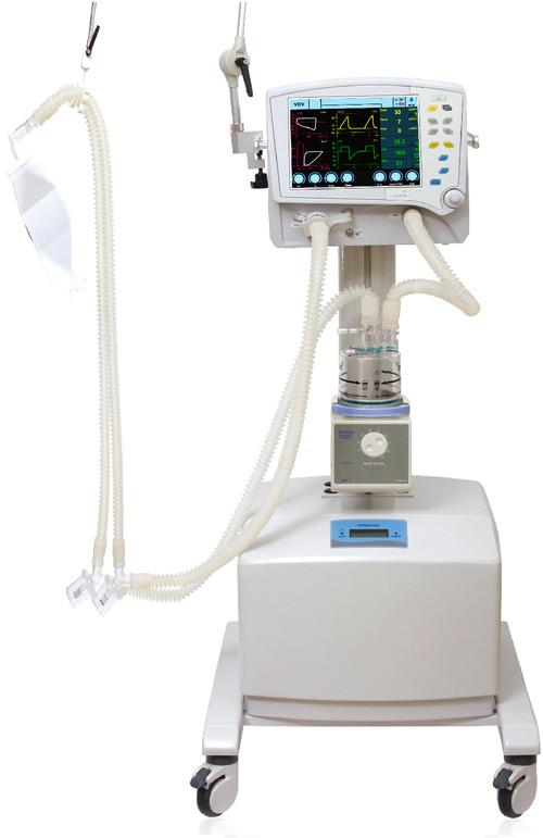 多功能同步呼吸机