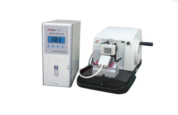 KD-2258S-VI半自动冷冻石蜡两用切片机