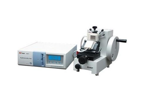 KD-2508-VI电脑快速冷冻石蜡两用切片机